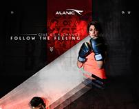 Alanic New Web Design