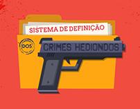 Sistema de definição dos Crimes hediondos