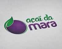 Açaí da Mara / Branding