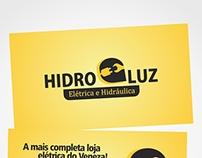 HIDROLUZ - ELÉTRICA E HIDRÁULICA