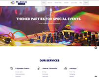 Marquis Event - Wordpress Web Dev