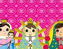 Maria niña - Accesorios Religiosos