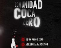 Comunidad Coca Zero - Ogilvy Interactive