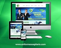 Desarrollo Web para negocio de Bordados