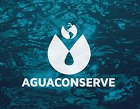 """""""AGUACONSERVE"""" - Diseño Web y de Redes Sociales"""