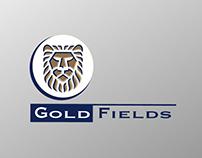 Personaje Publicitario Gold Fields