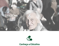 Citicolina Hotsite 2017