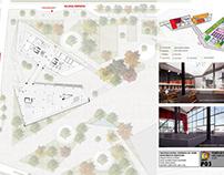 Propuesta Urbano-arquitectonica para el mercado m