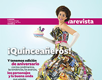 Portada de La Revista (EL UNIVERSO)