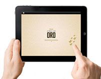 Mobile App - Piscos Viñas de Oro