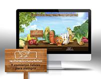 Nestle Ecuador - Programa Niños Saludables