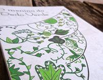 Projeto Editorial Livro - O Menino do Dedo Verde