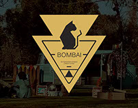 Bombai - Identidad visual