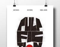 Afiche de película - Pulp Fiction