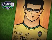 LULA / Kampion Card Game