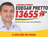 Campanha 2014 - Deputado Estadual Edegar Pretto