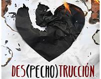 """Imagen para corto """"Des(pecho)trucción"""" de María Ruiz"""