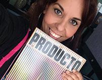Mis trabajos para la Revista Producto.