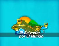 El Salvador por el mundo