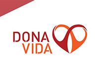 Branding - Logotipo / Dona Vida
