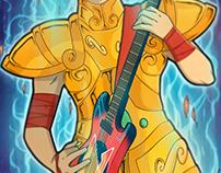 Guitarrista de Atena!