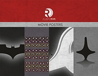 Movie Posters  Minimalistic .
