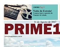 Jornal Prime1ro fictício