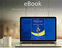 CLIENT: eBook SPANISH FOR TRAVELERS.