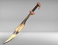 Leonidas sword