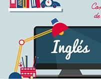 Centro del Idioma Inglés Brighton - Social Media