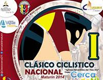 Afiche - Clasico Ciclistico
