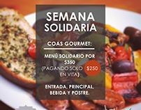 Flyer Resto Gourmet