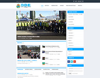Dirección Departamental de Educación CBBA - Bolivia