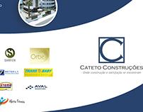 Cateto Construção | Flyer