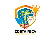 Logotipo Costa Rica