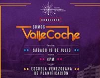 """Video promocional del Evento """"Somos Valle-Coche"""""""