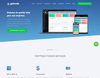 Sistema de gestão empresarial | SIte e Software