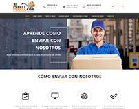 Landing page para mipuertapuerta.com