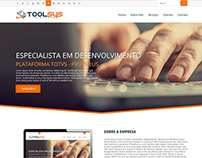 Study case - ToolSys (Website)