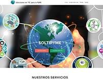 Paginas web desarrolladas