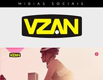 Projeto mídias sociais - VZAN
