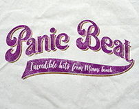Panic Beat T-shirt Design