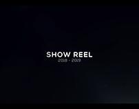 Showreel 2018 - 2019