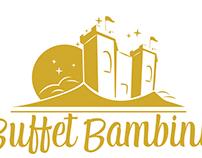 Criação de Logo Buffet Bambini