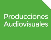 Trabajos audiovisuales