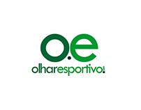 Logo Animation: Olhar Esportivo