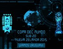 Spot teaser FIFA U20 World Cup