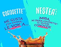 NESTEA - SOCIAL MEDIA