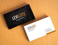 Cartão de Visitas - Levi Leite