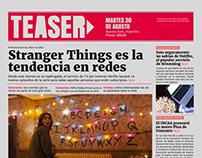 Diario Teaser